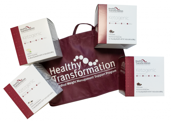 HT Ketogenic Reorder Kit